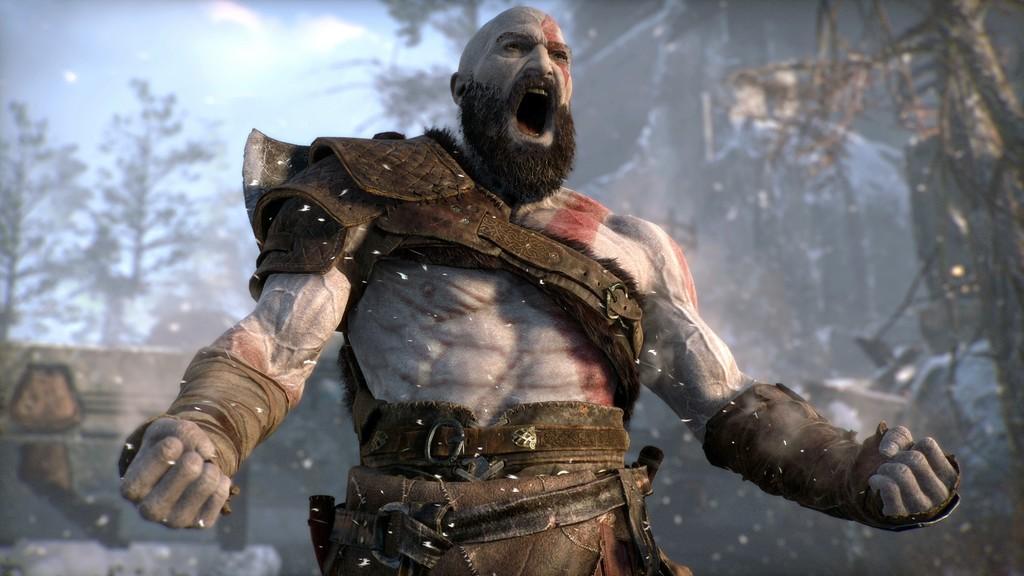 God of War arrasa en los D.I.C.E Awards 2019 con nueve premios, entre ellos el de mejor juego del año