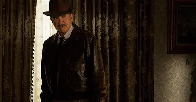 Warren Beatty es Howard Hughes