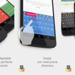 Chrooma Keyboard 3.0, el teclado que cambia de color estrena gestos, se integra con Google Now y más