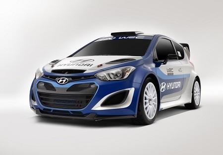 ¿Quién parió el Hyundai i20 WRC?