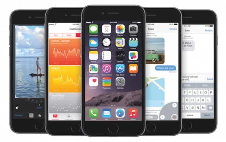 A paso lento pero seguro, iOS 8 llega al 75% de los dispositivos móviles de Apple