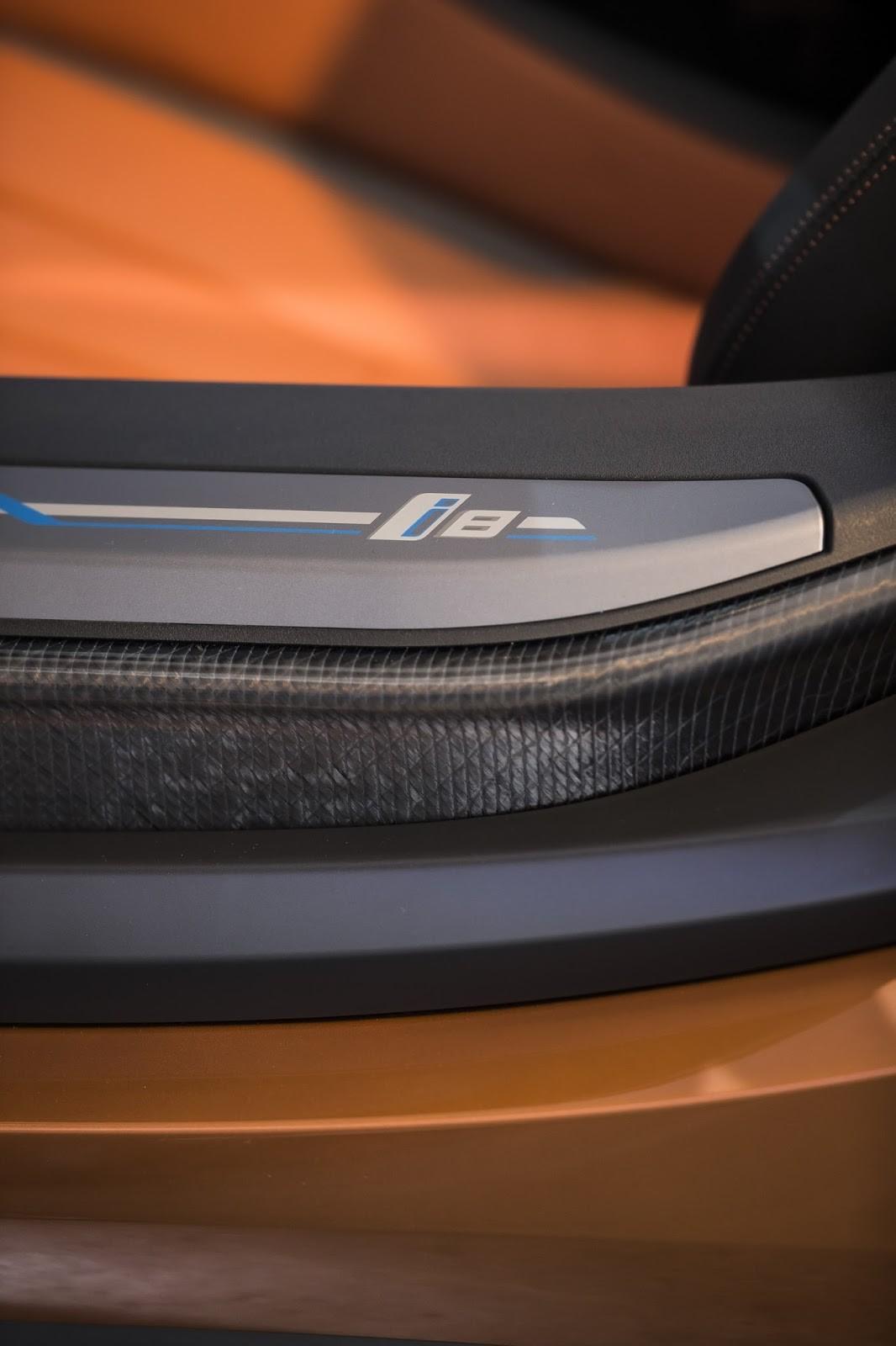 Foto de BMW i8 Roadster (primeras impresiones) (23/30)