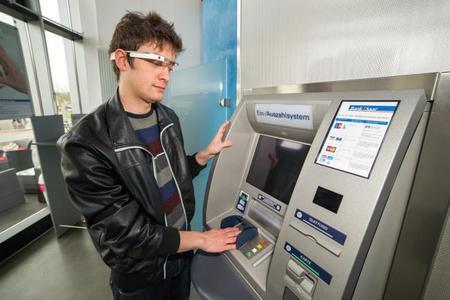 Google Wallet estaria listo muy pronto en Google Glass