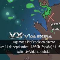 Jugamos en directo a Pit People a las 17:00h (las 10:00h en Ciudad de México) (actualizado)