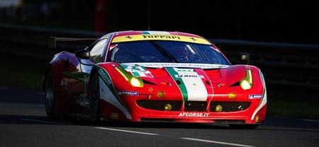 Kamui Kobayashi busca refugio en los GT con AF Corse