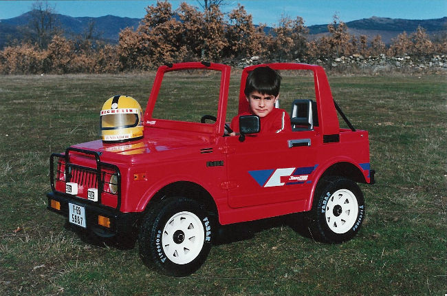 Suzuki Jimny 1300