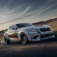 El BMW M2 CS Racing es todo un M2 CS pura sangre de carreras con 280 o 365 CV y un precio de 95.000 euros