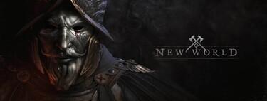 'New World', primeras impresiones: un MMO que pinta impresionante si consigues sobrevivir a las enormes colas para entrar