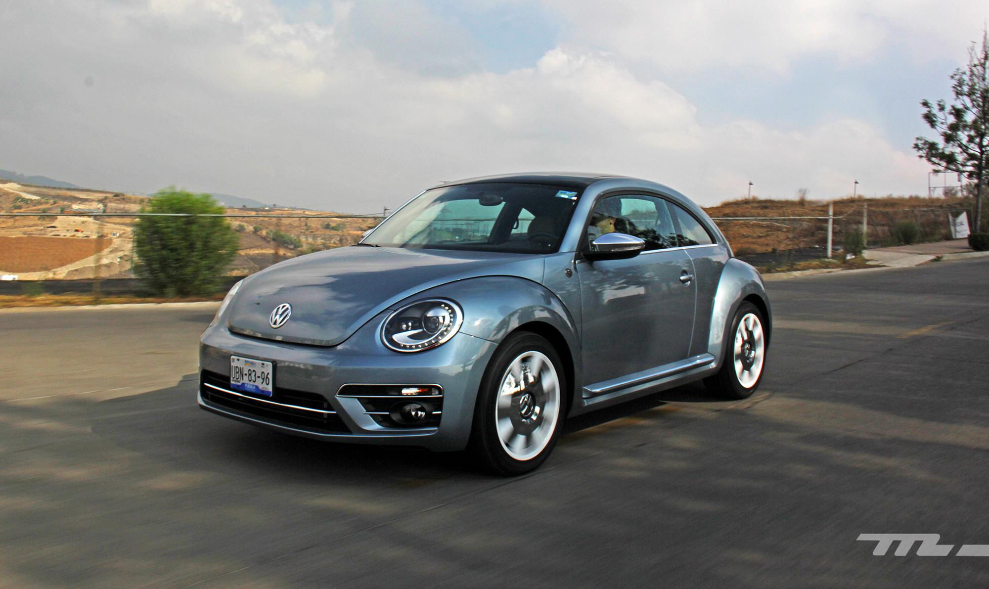 Foto de Volkswagen Beetle Final Edition 2019 prueba (19/25)