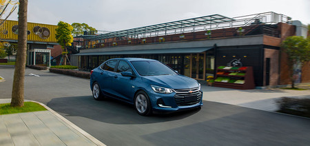 Chevrolet Onix 2020: Primeros detalles en México