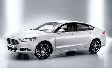 Ford Mondeo 2013 Híbrido