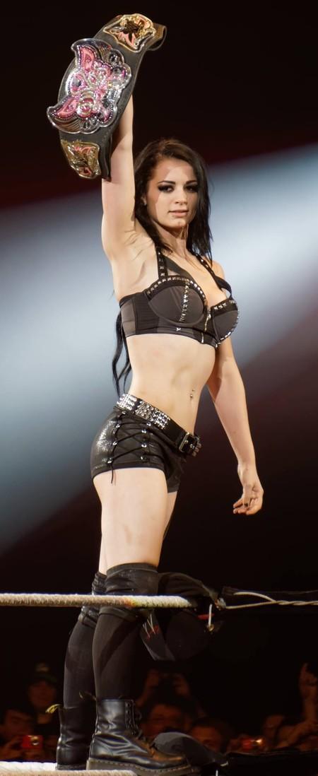 Paige Campeona