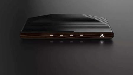 Ataribox, así luce la nueva consola de Atari que ofrecerá tanto contenido retro como actual