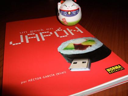 geek japon kirai libro