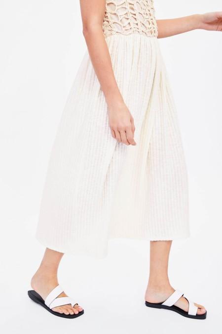 Sandalia Plana Zara 2019 09