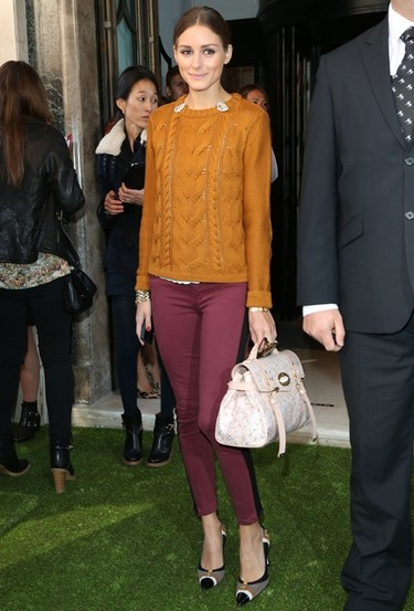 Front row de Mulberry: no eres nadie sin un bolso Mulberry
