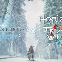 Aloy volverá a la caza gracias a una colaboración entre Monster Hunter World: Iceborne y Horizon: Zero Dawn [GC 2019]