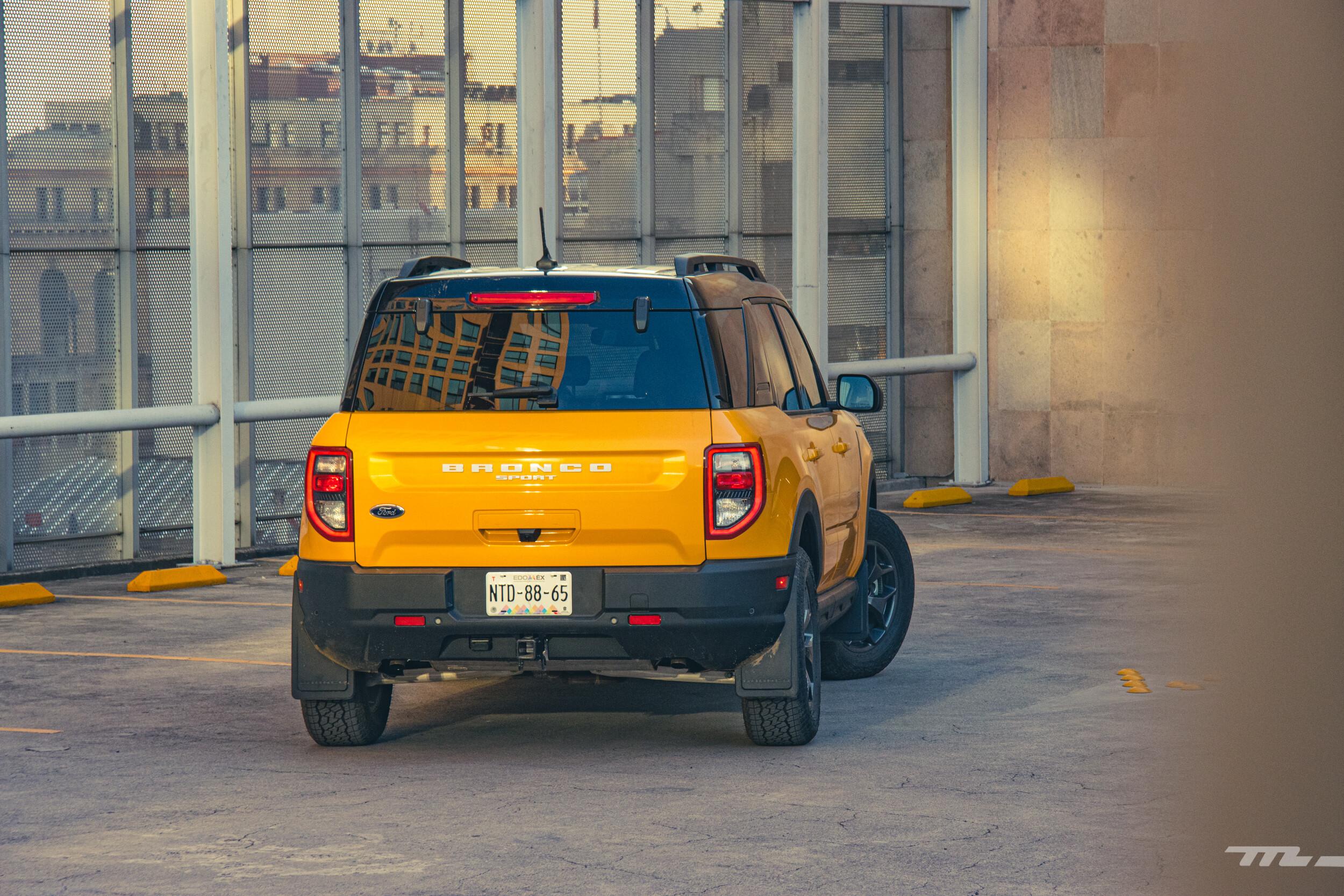 Foto de Ford Bronco Sport, a prueba (20/50)