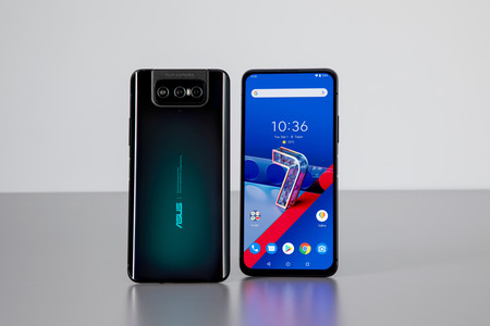 Los ASUS Zenfone 7 y ASUS Zenfone 7 Pro llegan a España: precio y disponibilidad oficiales de los gama alta con cámara rotatoria