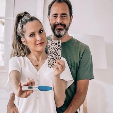 Verdeliss espera su octavo hijo: está embarazada de cuatro meses