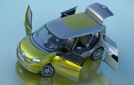 Renault Frendzy, otra esquina del rombo eléctrico