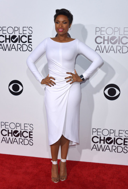 Jennifer Hudson Peoples Choice Awards 2014