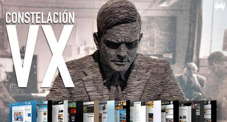 Alan Turing, Microsoft con Surface, su propia tablet, y Vagos.es cerrando de forma cautelar. Constelación VX (C)