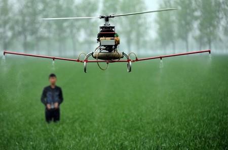 Agricultores amenazados: los drones y tractores autónomos no se quejan y trabajan 24 horas al día
