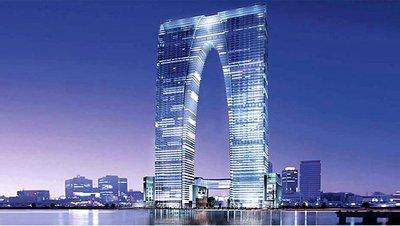 Nuevo rascacielos polémico en China