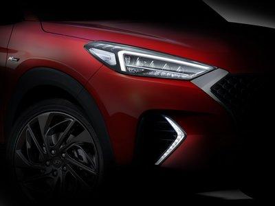El Hyundai Tucson N-Line viene en camino con rostro agresivo y más chispa en manejo