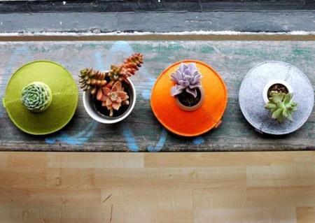 Fel Plant Pods, maceteros de fieltro 100% reciclado