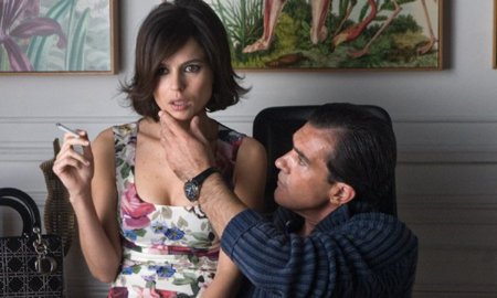 Jean-Paul Gaultier y Paco Delgado en La Piel que Habito
