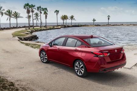 Nissan Versa 2020 Caracteristicas Fotos Y Toda La Informacion