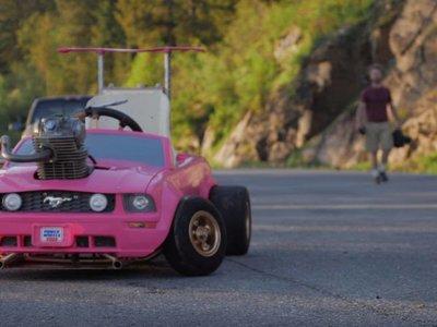 Video, esto es lo que puedes hacer con el  Power Wheels que ya no utiliza tu hija