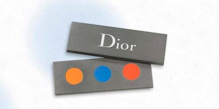 El escultor Vincent Beaurin crea una nueva paleta de sombras de Dior