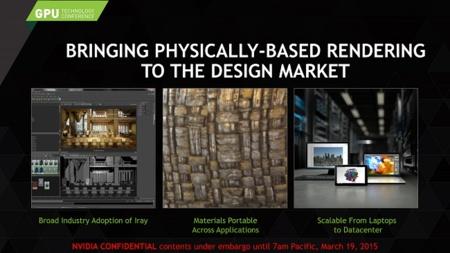 Nvidia Quadro M6000 Raytracing