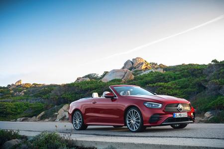 Mercedes Clase E Cabriolet Coupé 2021