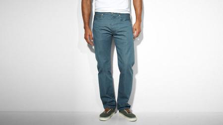 Levis 501 azul
