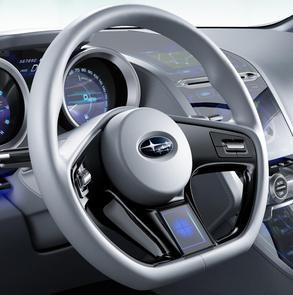 Foto de Subaru Impreza Concept  (7/12)