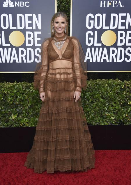 Gwyneth Paltrow globos de oro 2020