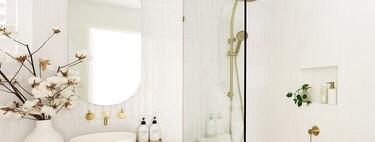 Diseño el cuarto de baño; cómo elegir la mampara ideal para la ducha