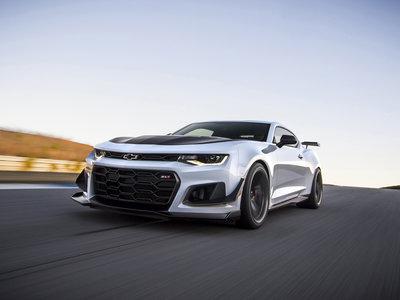 Chevrolet Camaro ZL1 1LE: Cuando una bestia se convierte en demonio