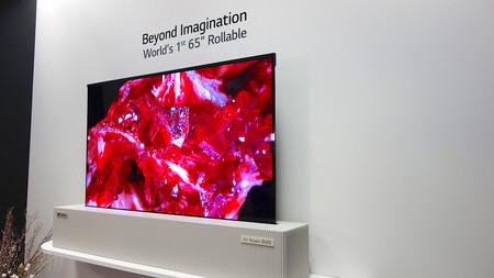 8K, OLED, microLED: toma de contacto con lo últimos avances en televisores del CES 2018