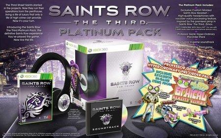 Edición coleccionista de Saints Row: The Third