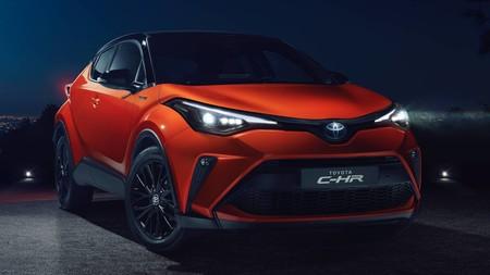 El Toyota C-HR 2020 retoca su rostro e incrementa su potencia