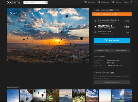 500px publica una magnífica selección de fotografías aéreas para su venta