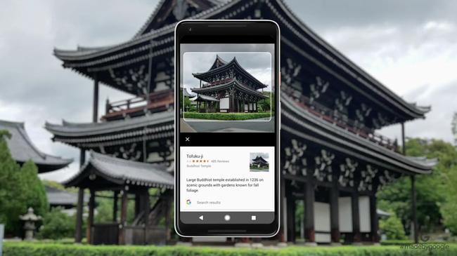 Google Lens Pixel