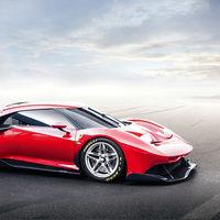 El Ferrari P80/C es exclusivo para circuito, único en el mundo y hecho a medida para un cliente especial