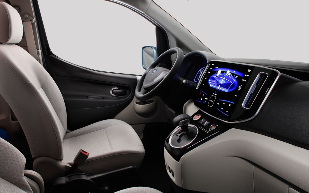 Foto de Nissan e-NV200 (42/44)