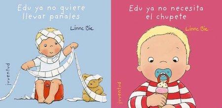 'El pequeño Edu': colección de libros infantiles